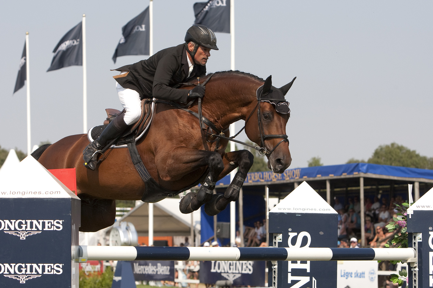 Longines Show Jumping Event: Falsterbo Horse Show 2010 4