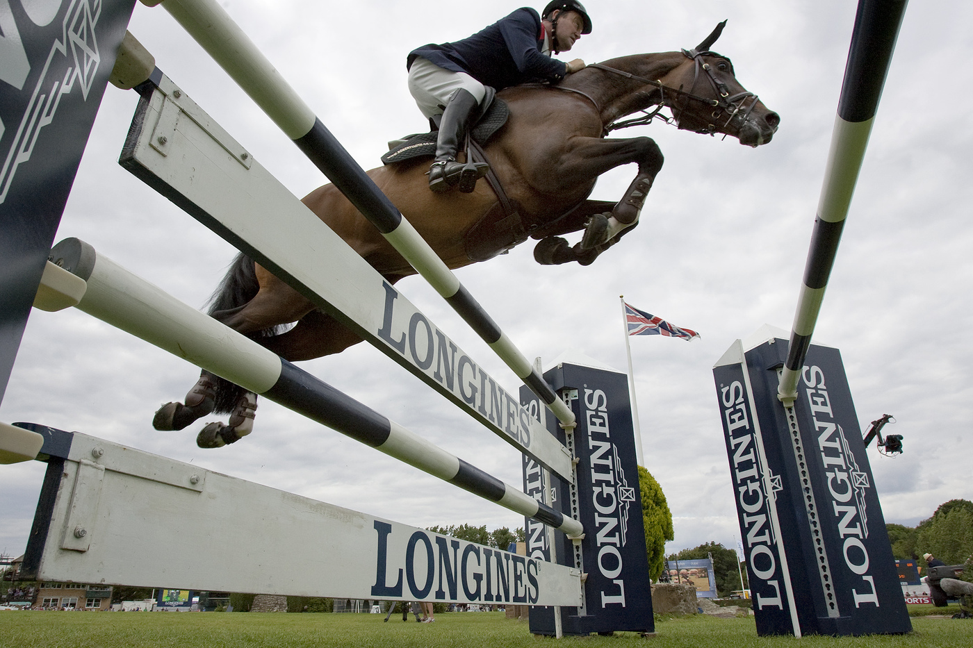 Longines Show Jumping Event: Longines Royal International Horse Show 2010 in Hickstead 4