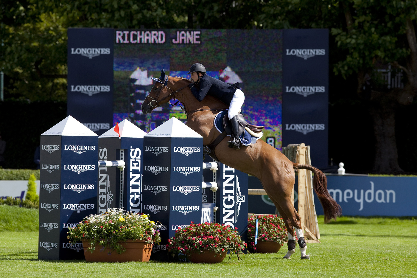 Longines Show Jumping Event: The winners of the 2010 Longines Press Award for Elegance 7