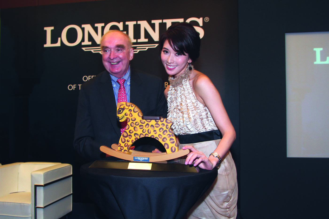 Longines Flat Racing Event: Longines Opens its 3rd Flagship Boutique and announces its new partnership with the Singapore Turf Club 5