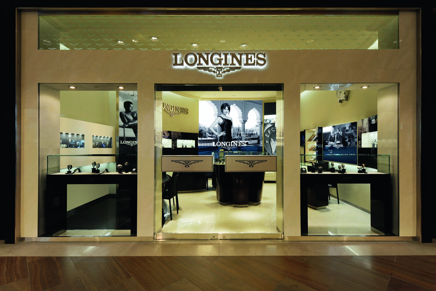 Longines Flat Racing Event: Longines Opens its 3rd Flagship Boutique and announces its new partnership with the Singapore Turf Club 8