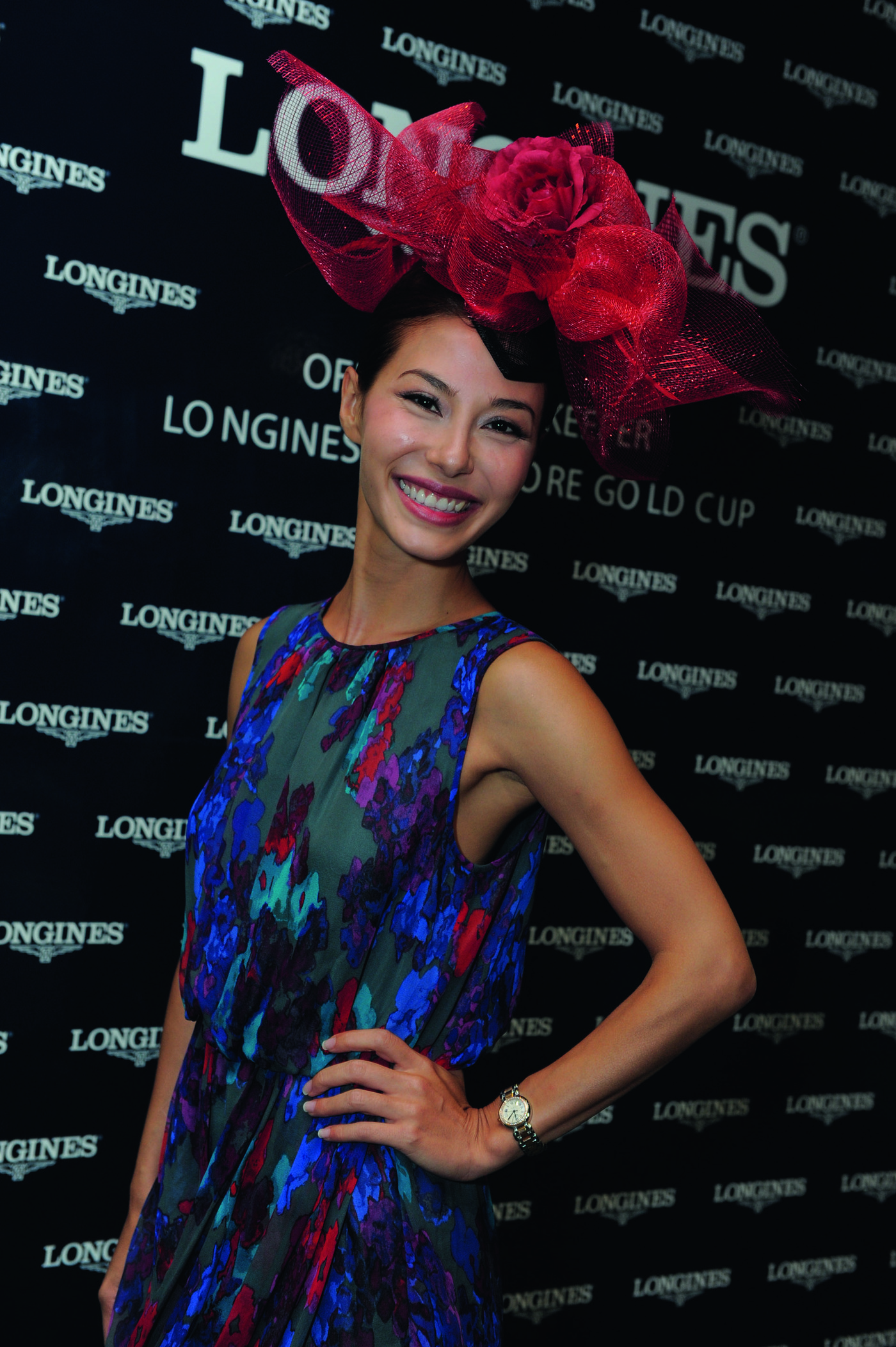 Longines Flat Racing Event: Longines embarks on landmark partnership with the Singapore Turf Club and launches the Longines Singapore Gold Cup 1