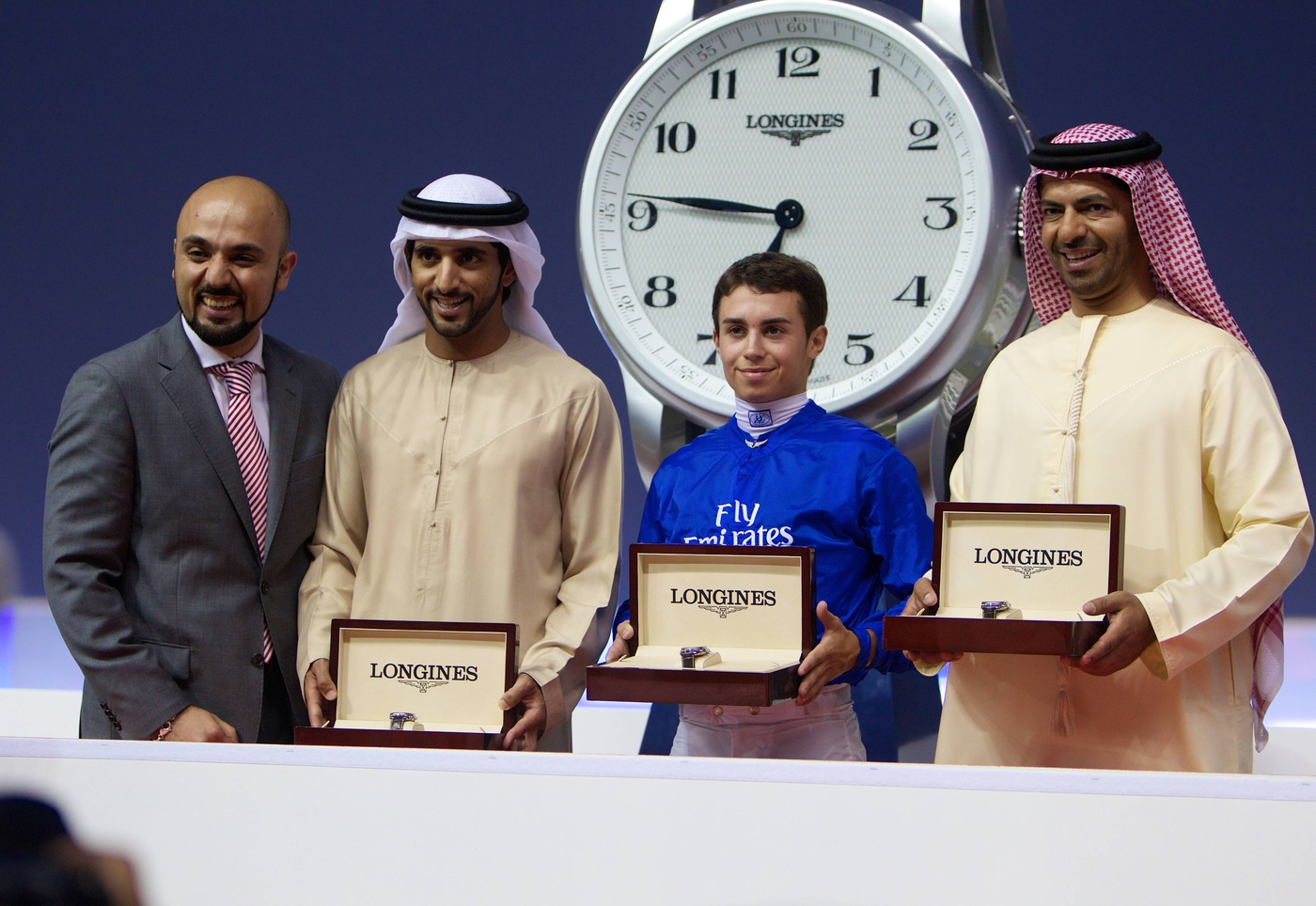 Longines Flat Racing Event: Elegance met performance at the Dubai World Cup 2011 1