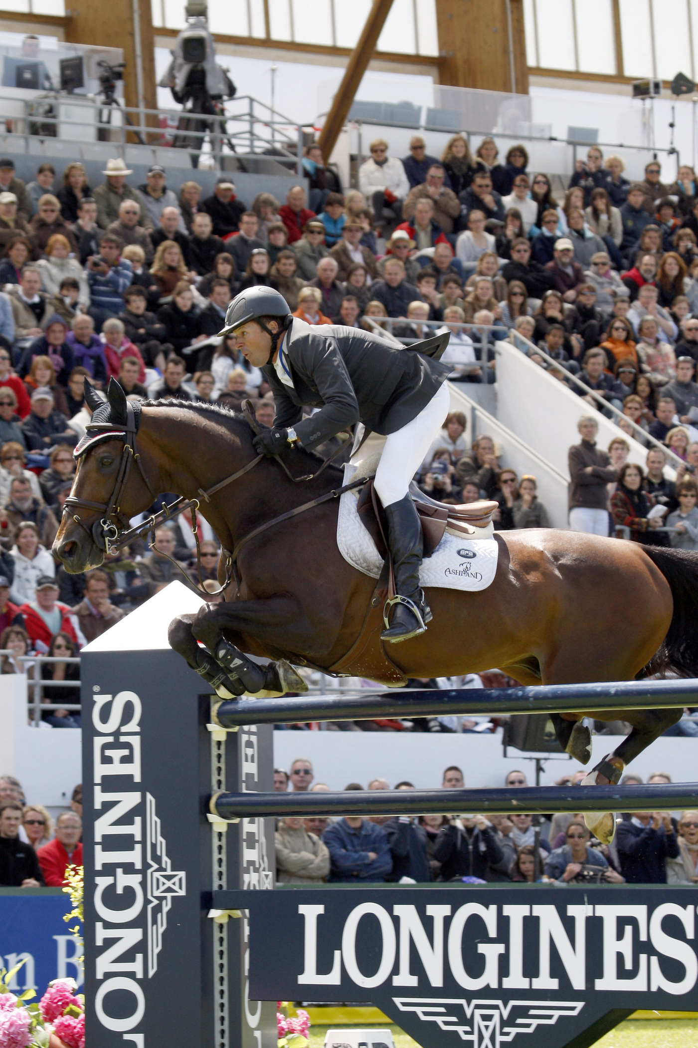 Longines Show Jumping Event: The Jumping International Officiel de France in La Baule 1