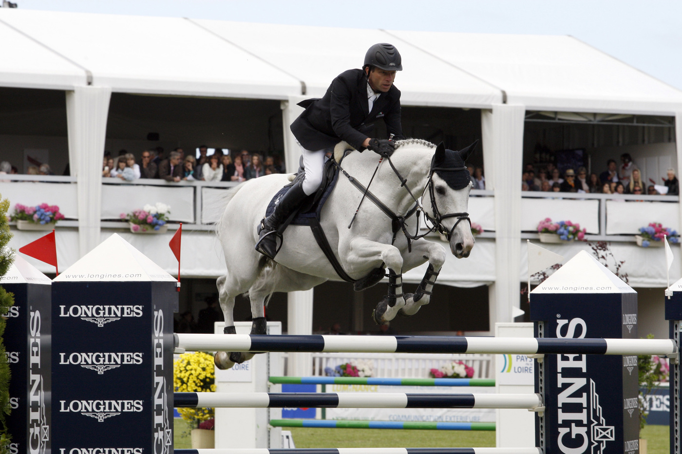 Longines Show Jumping Event: The Jumping International Officiel de France in La Baule 3