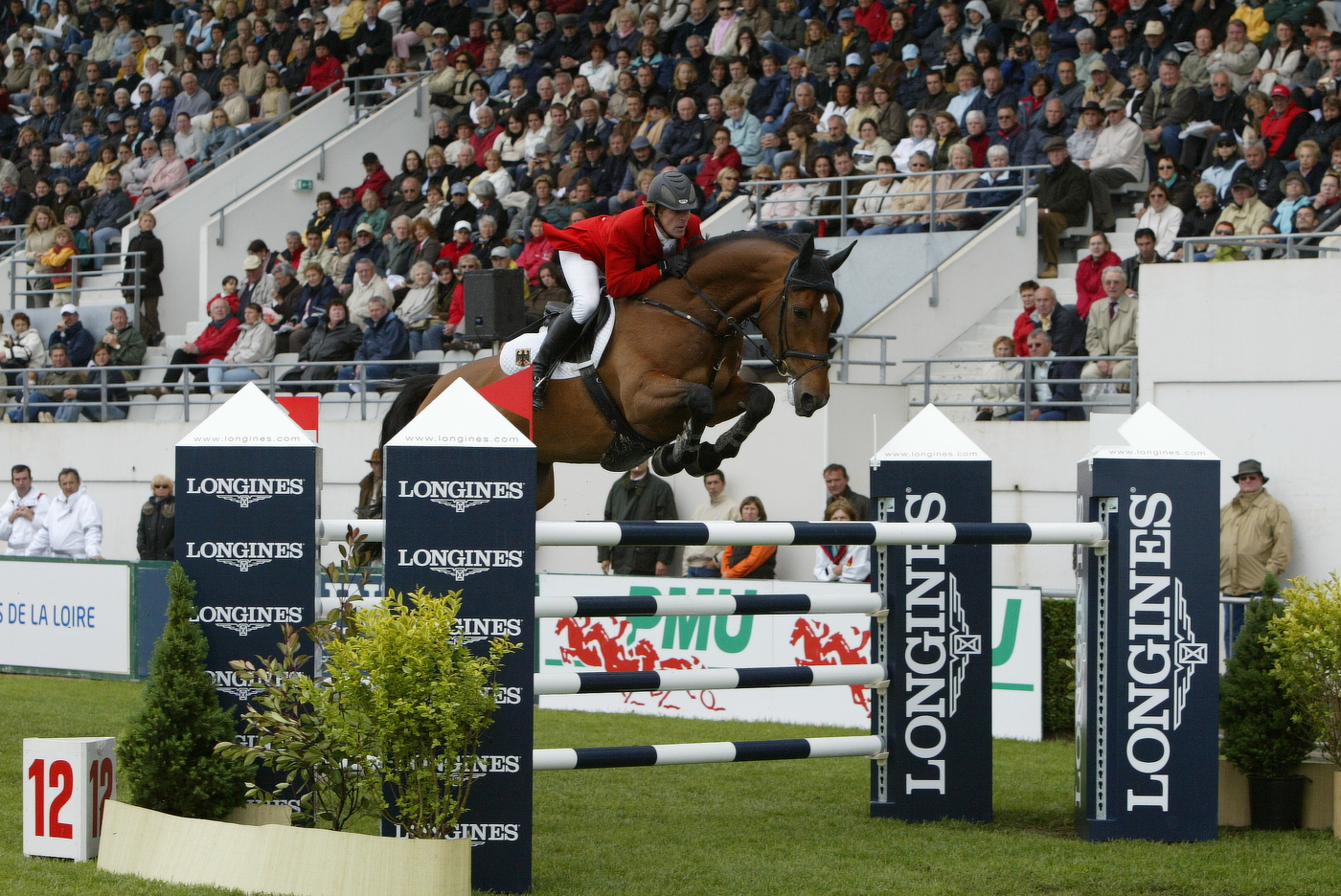 Longines Show Jumping Event: Longines and equestrian sports: elegance and precision in the Bird's Nest 4