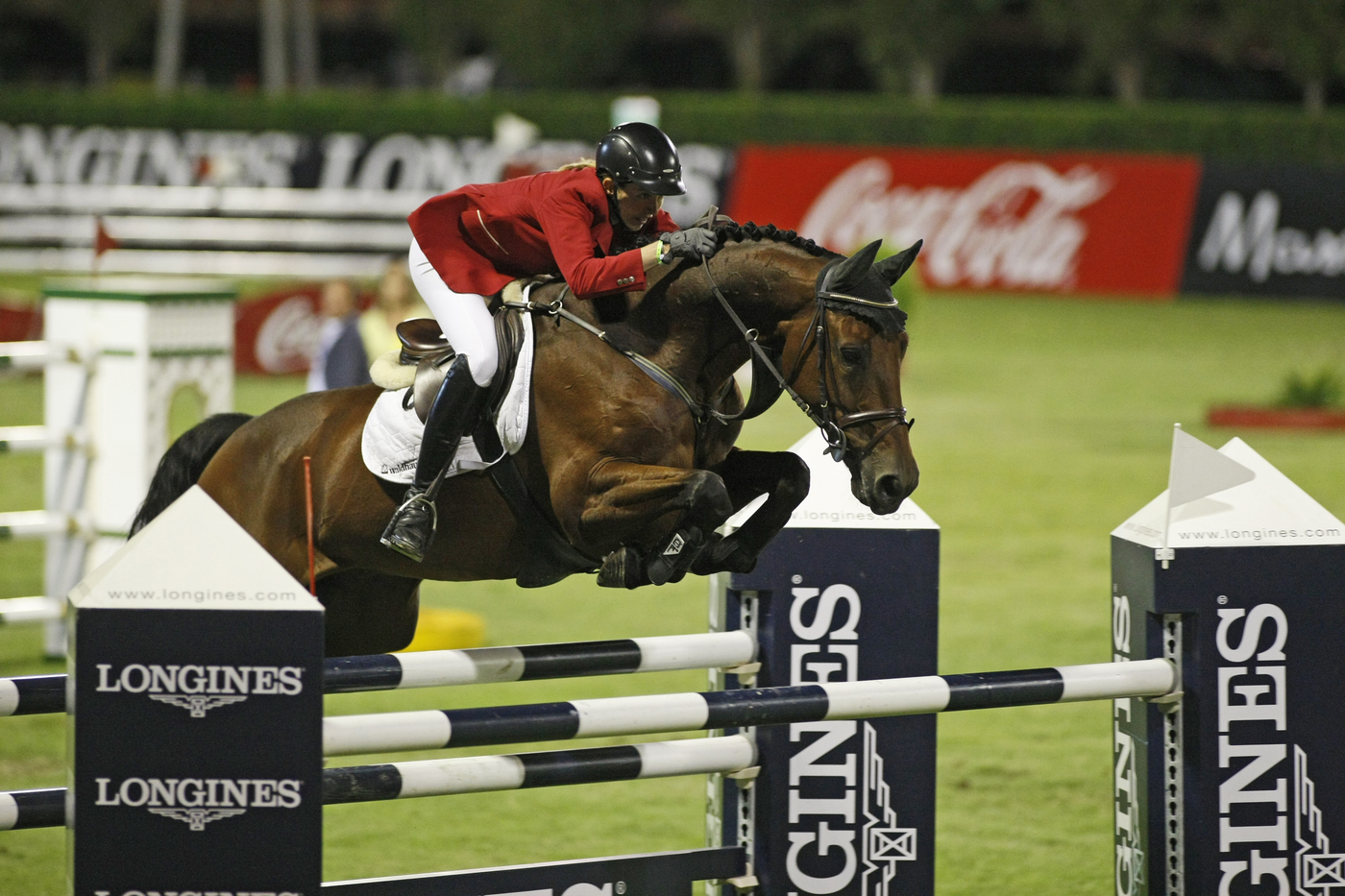 Longines Show Jumping Event: Longines and equestrian sports: elegance and precision in the Bird's Nest 5