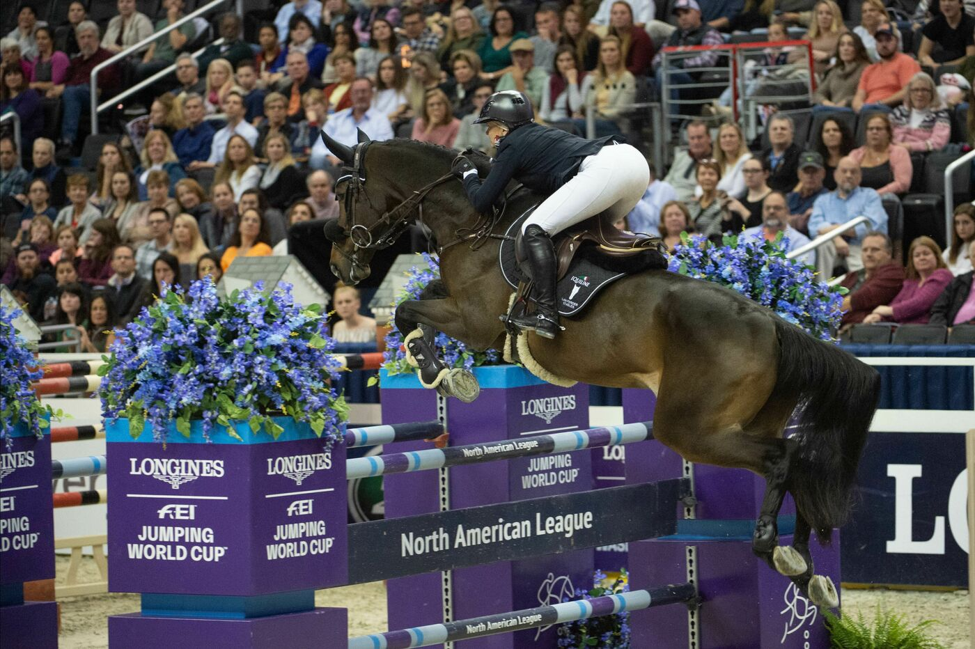 Longines Show Jumping Event: Allocations confirmed for Longines FEI Jumping World Cup North American League 1
