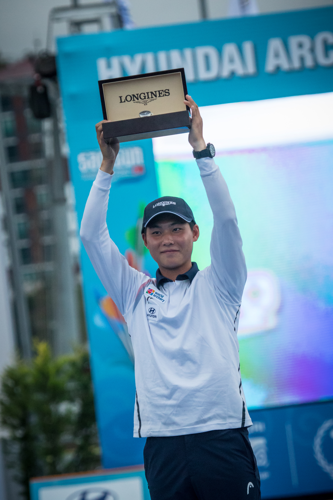 Longines Archery Event: The Longines Prize for Precision: the recognition of excellence  3