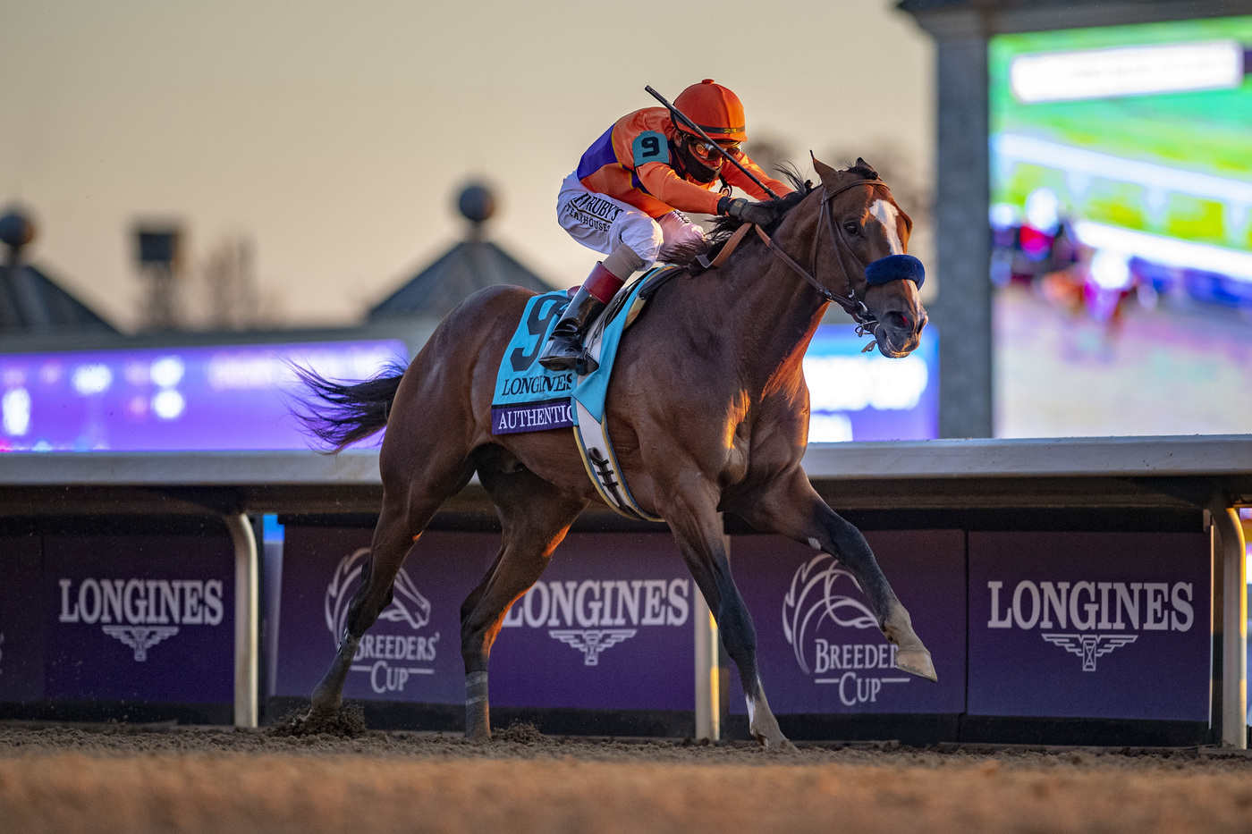 Longines Flat Racing Event: The Longines World Racing Awards honor the Best of the Best in 2020 4