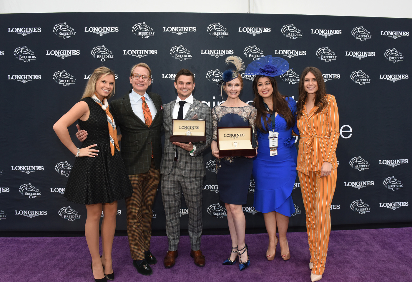 Longines Flat Racing Event: Longines proudly times 2018 Breeders' Cup World Championships in Louisville 11