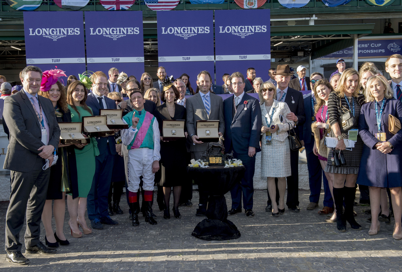 Longines Flat Racing Event: Longines proudly times 2018 Breeders' Cup World Championships in Louisville 8