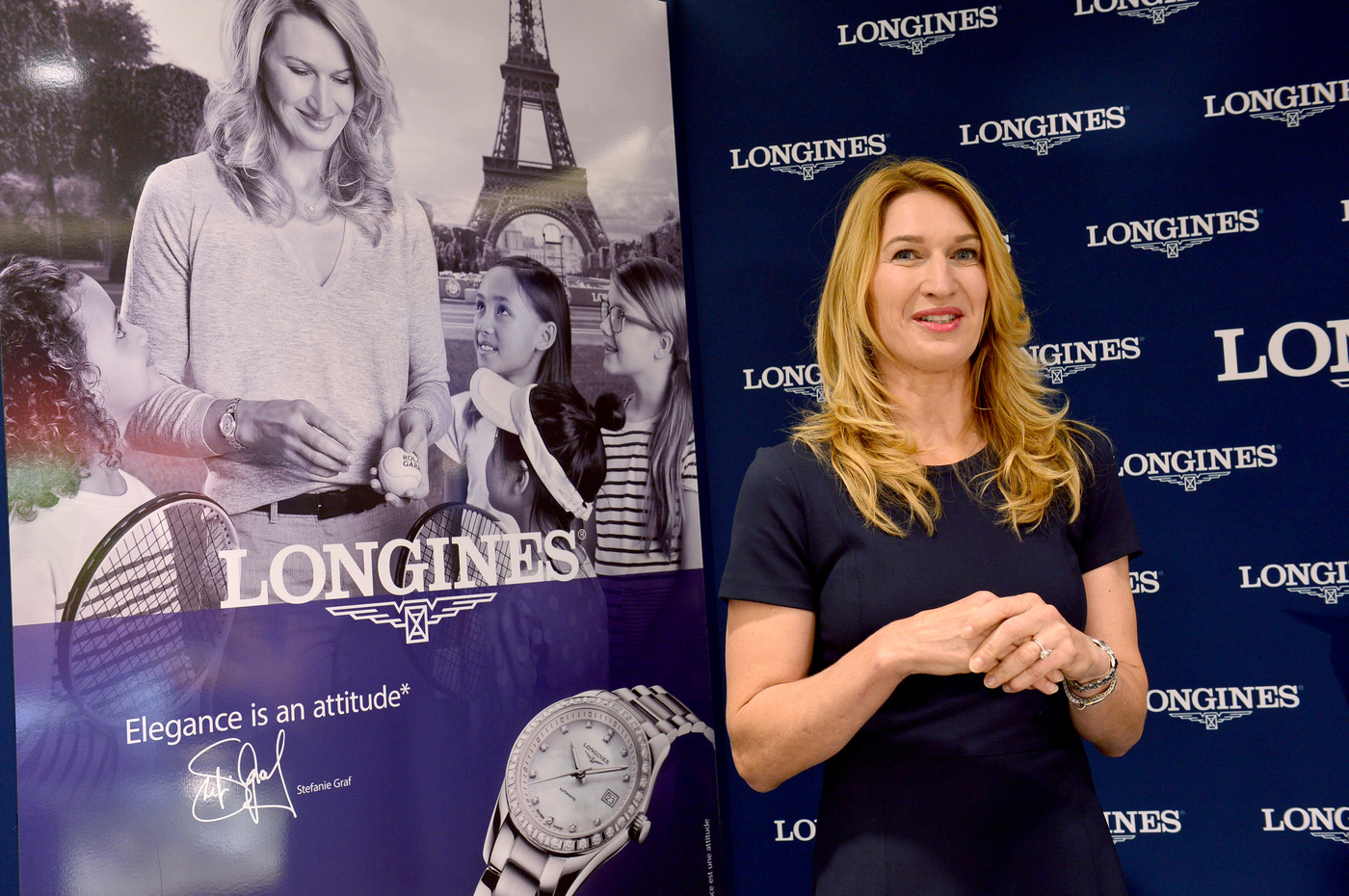 Longines Corporate Event: Longines officially inaugurates its first monobrand boutique in France in presence of Ambassador of Elegance Stefanie Graf 3