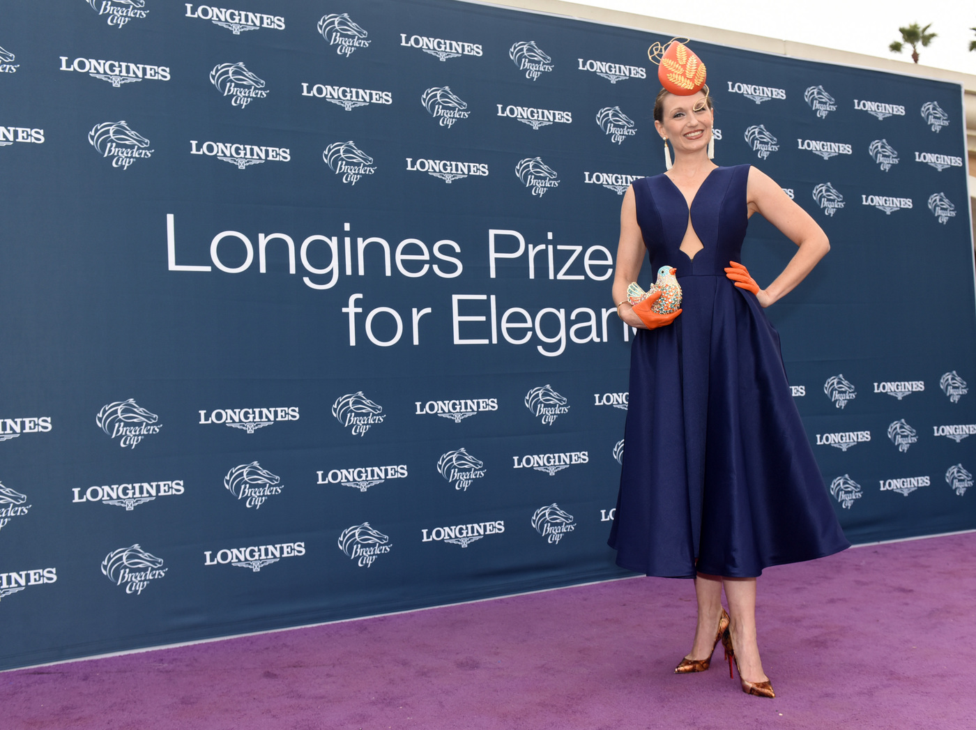 Longines Flat Racing Event: Swiss Watch Brand Longines Times 2017 Breeders' Cup World Championships at Del Mar 4
