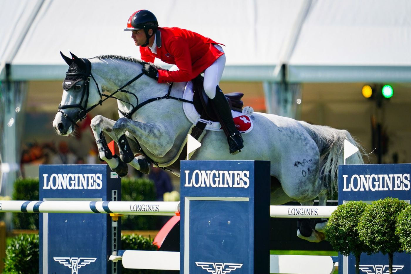 Longines Show Jumping Event: Europe's pre-eminent riders secured victories at the Longines FEI Jumping European Championship 2021   3