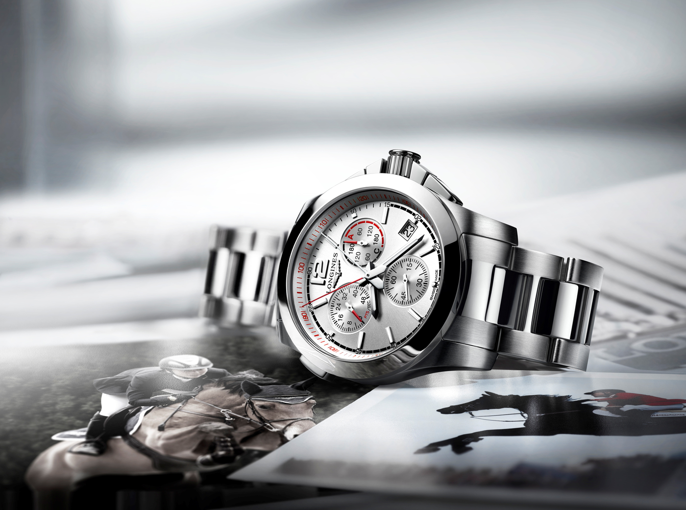 Longines Conquest Jumping  Watch 1