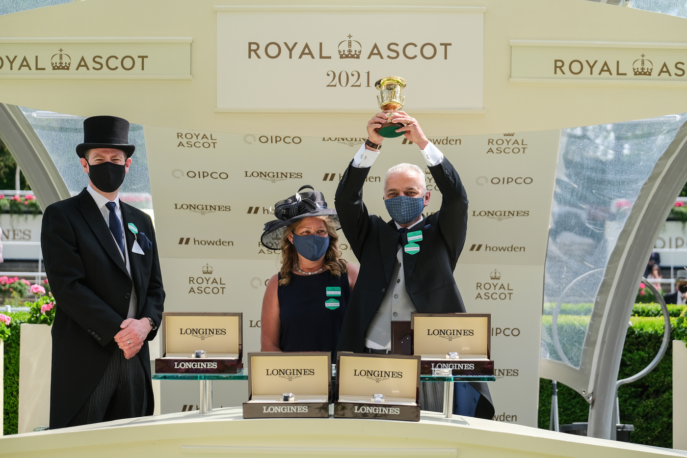 Longines Flat Racing Event: World-class jockeys gather at Royal Ascot for five days of enthralling races timed by Longines 2