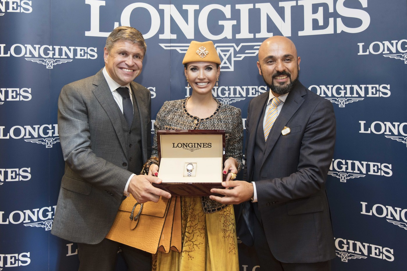 Longines Flat Racing Event: Arrogate, the 2016 Longines World's Best Racehorse, won the Dubai World Cup 5