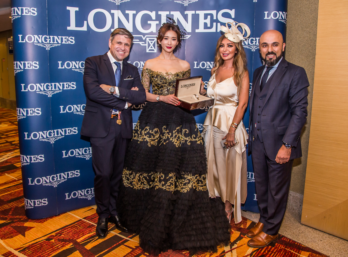 Longines Flat Racing Event: The Dubai World Cup:  Hawkbill steals the limelight in the Longines Dubai Sheema Classic race  6
