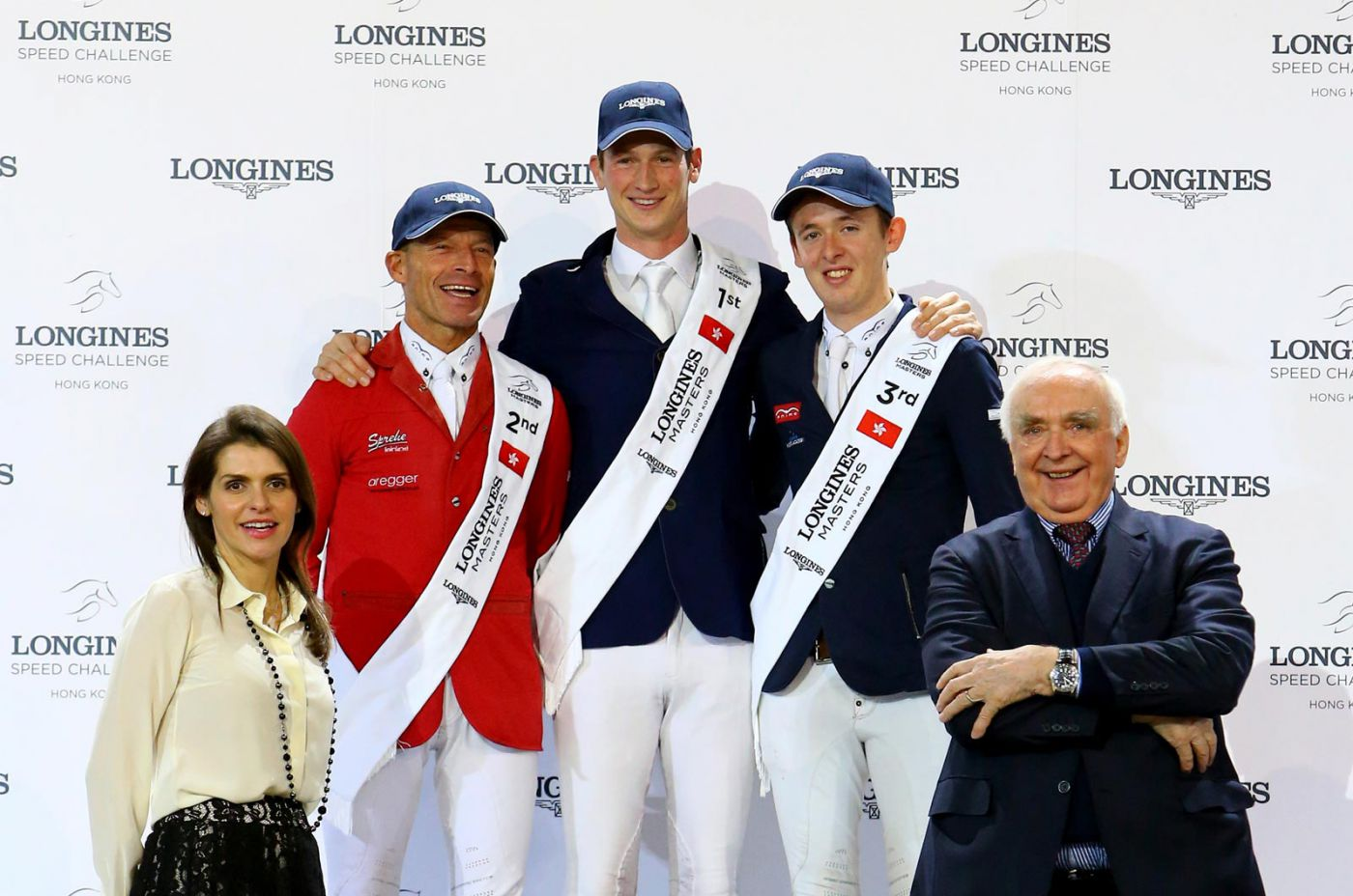 Longines Show Jumping Event: Thrilling emotions during the Longines Speed Challenge, which saw the victory of Daniel Deusser 2
