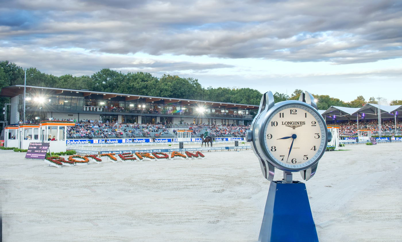 Longines Show Jumping Event: One week of captivating competitions and exceptional performances at the Longines FEI European Championships 2019 11