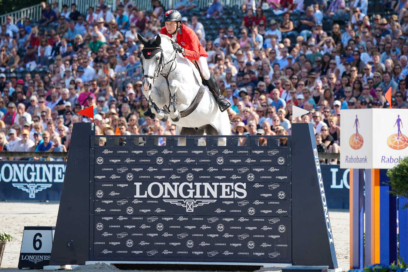 Longines Show Jumping Event: One week of captivating competitions and exceptional performances at the Longines FEI European Championships 2019 12