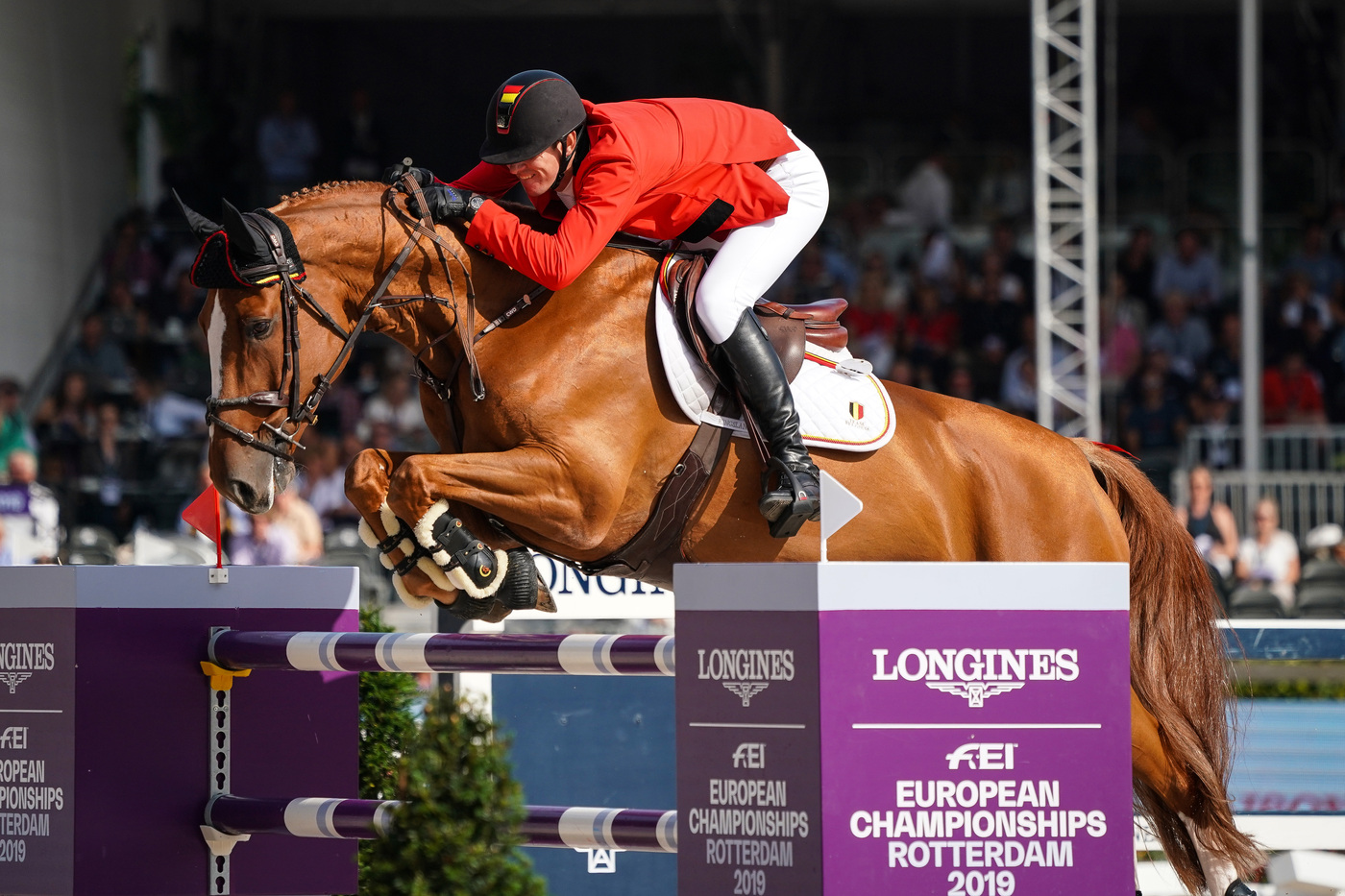 Longines Show Jumping Event: One week of captivating competitions and exceptional performances at the Longines FEI European Championships 2019 2