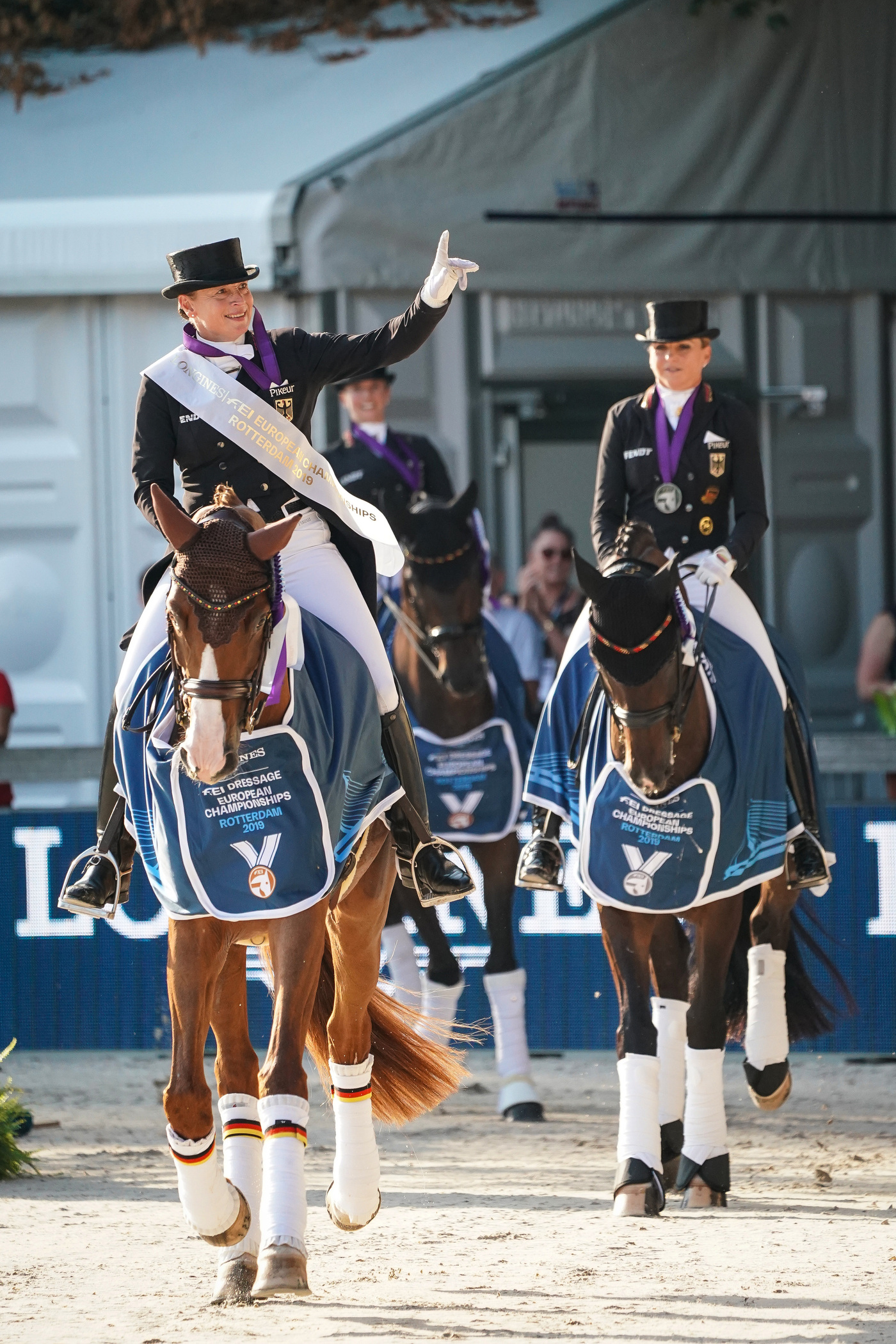Longines Show Jumping Event: One week of captivating competitions and exceptional performances at the Longines FEI European Championships 2019 4