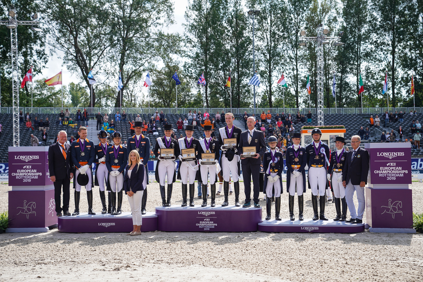 Longines Show Jumping Event: One week of captivating competitions and exceptional performances at the Longines FEI European Championships 2019 7