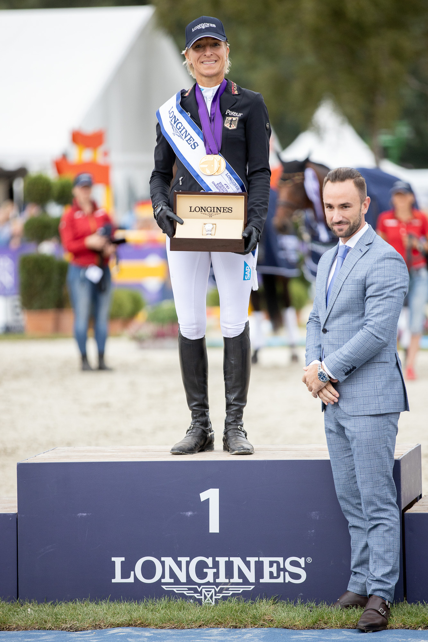 Longines Eventing Event: Team Germany claimed the 2019 Longines FEI Eventing European Championships crown in Luhmühlen 6