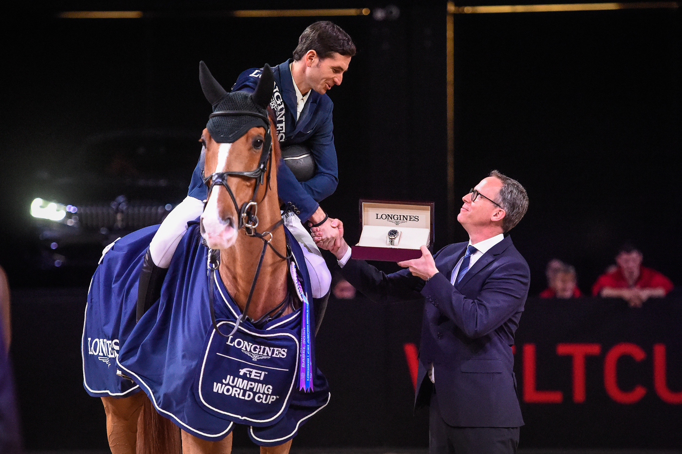 Longines Show Jumping Event: Four days of exciting competitions and exceptional performances for the Longines CSI Basel 2020 3