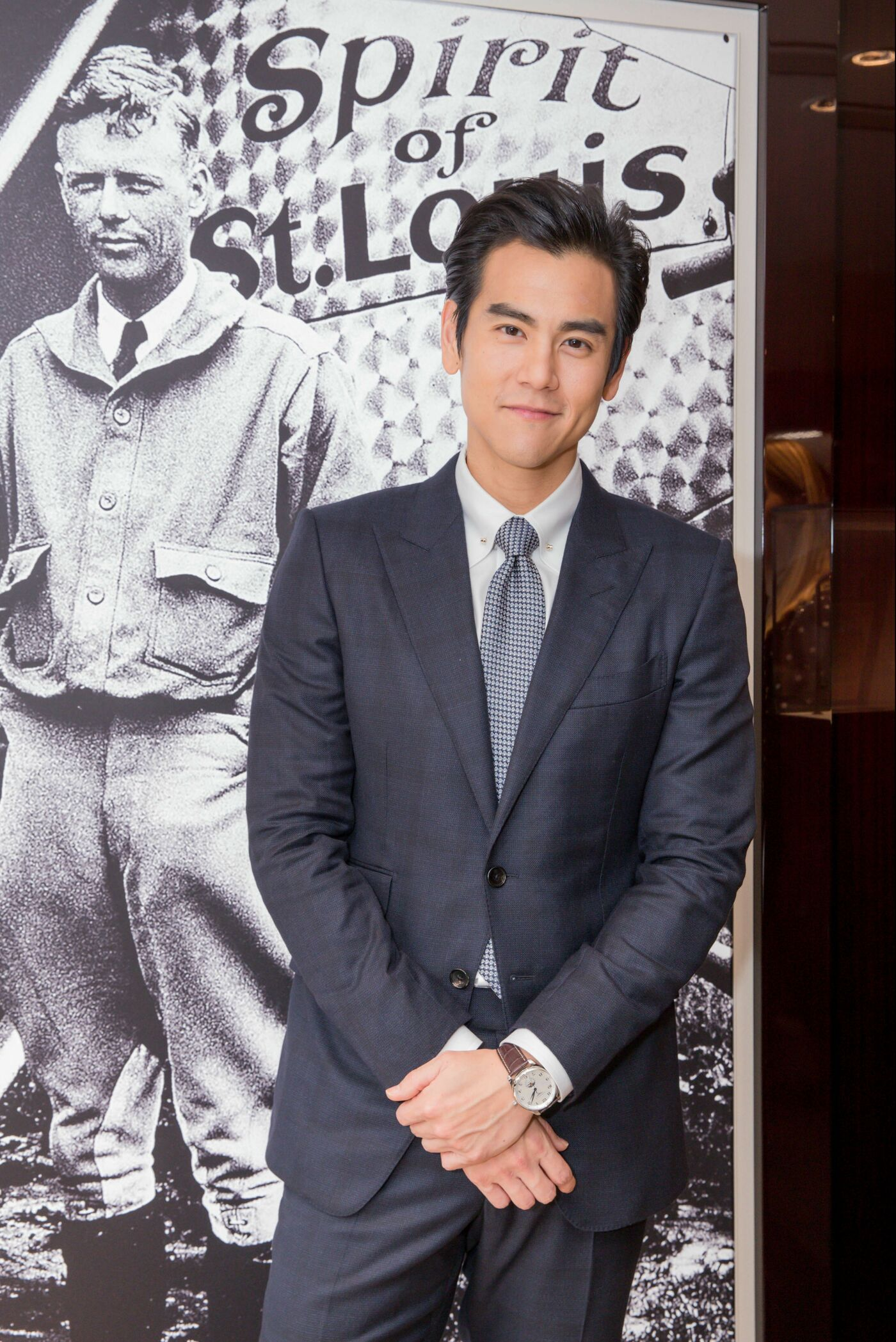 Longines Corporate Event: Grand opening of Longines Flagship Boutique and Super Heritage Corner in Macau S.A.R., China in presence of Eddie Peng 2