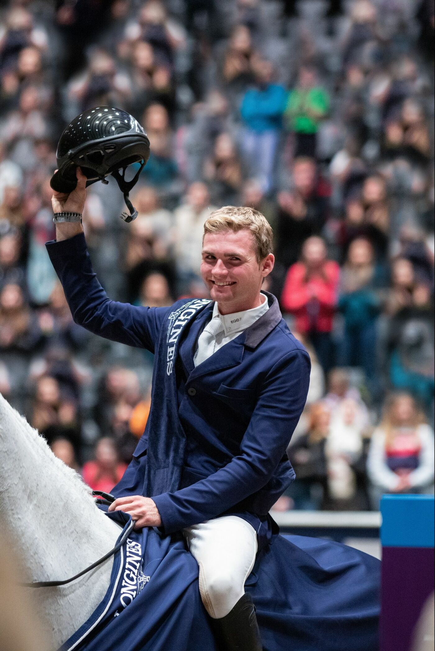 Longines Show Jumping Event: The young Swiss prodigy of show jumping Bryan Balsiger joins the Longines Family 1