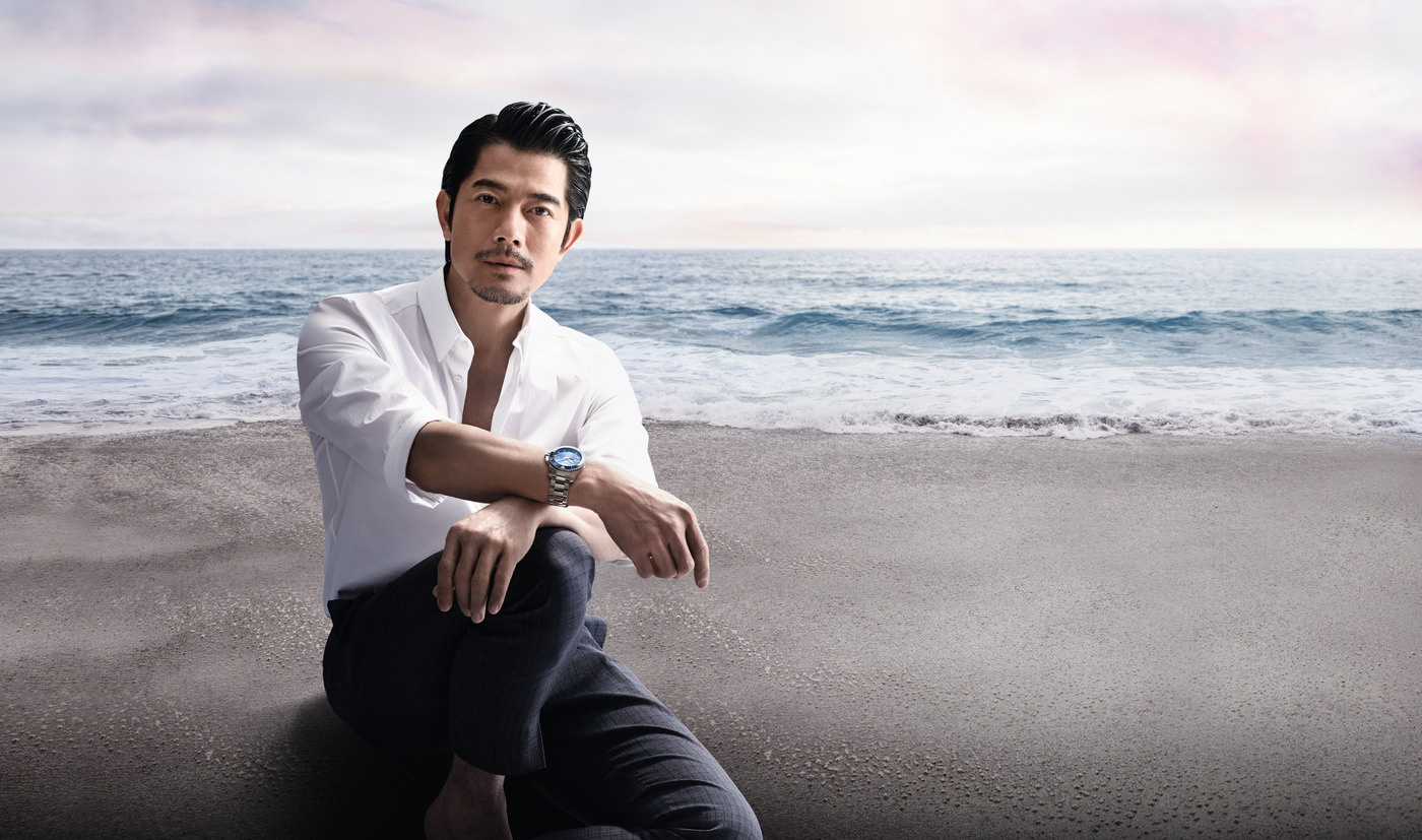 Longines Corporate Event: Longines dives into the HydroConquest universe during a special event in Singapore attended by Aaron Kwok 8