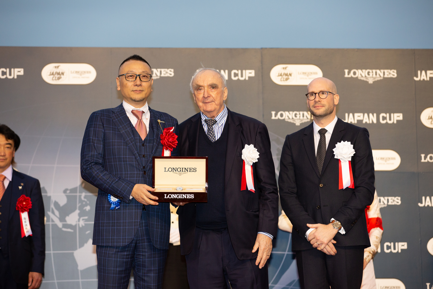 Longines Flat Racing Event: Suave Richard galloped to victory in the 2019 edition of the Japan Cup in association with Longines 4