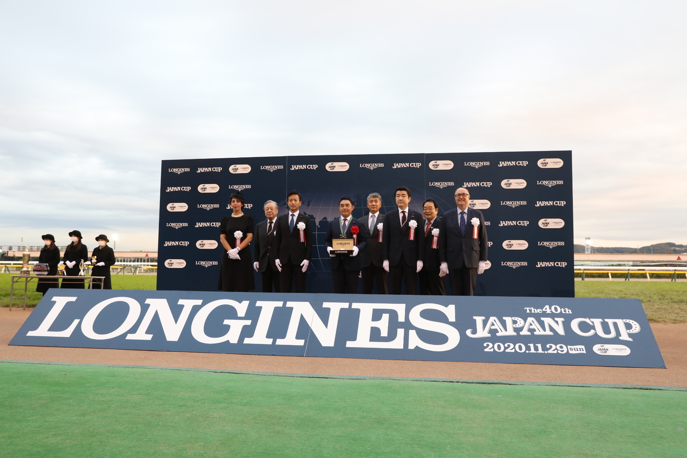 Longines Flat Racing Event: Almond Eye wins the 2020 Japan Cup in association with Longines  4