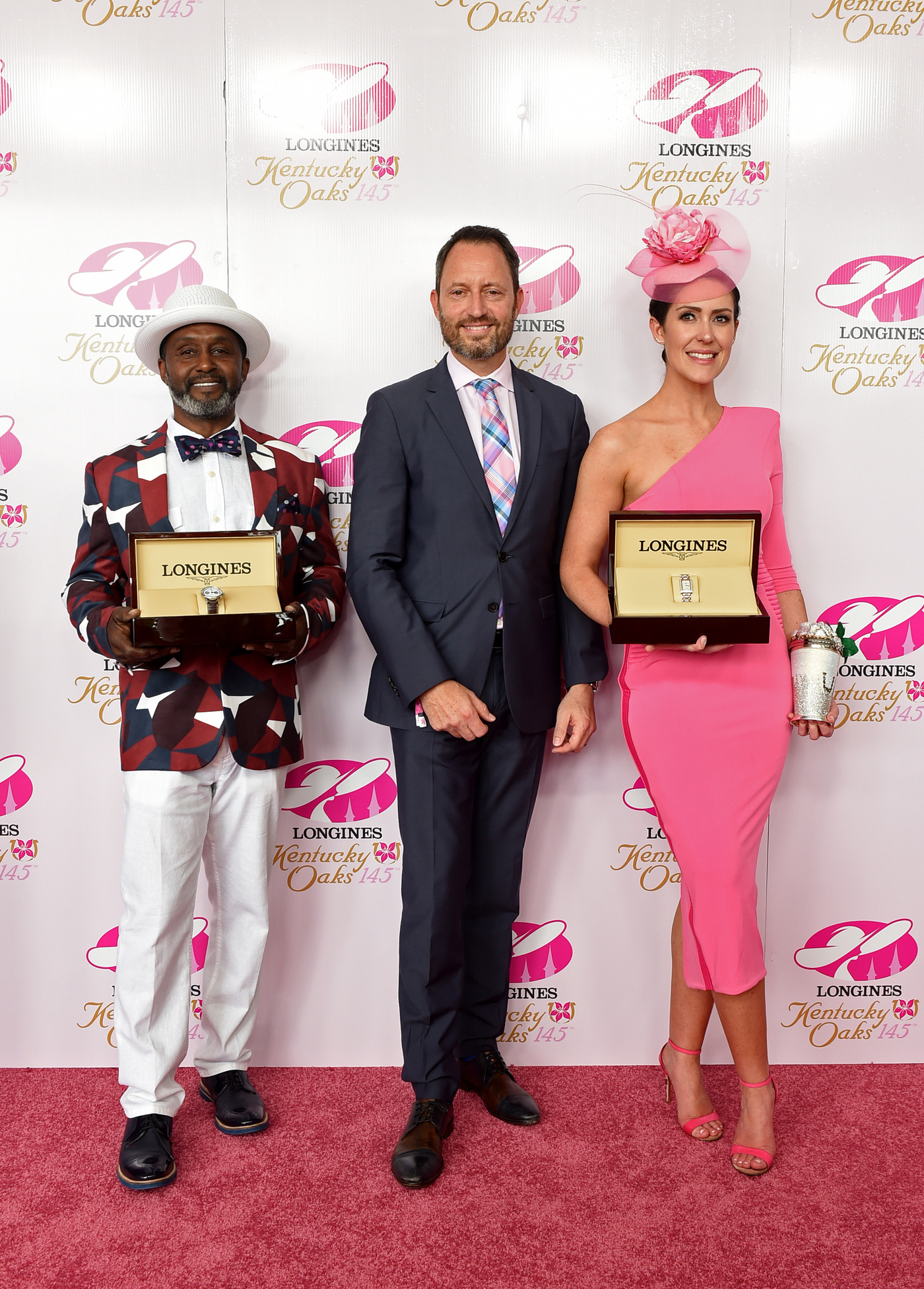Longines Flat Racing Event: Longines Celebrates Country House's Kentucky Derby Victory 2