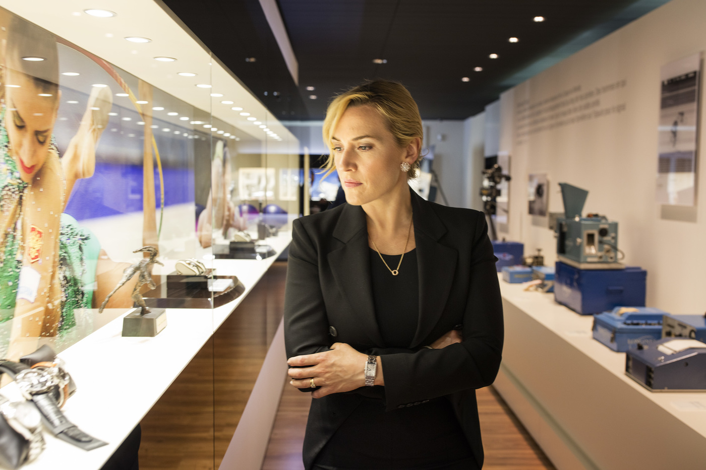 Longines Corporate Event: Longines honoured to welcome Ambassador of Elegance Kate Winslet to Saint-Imier  8