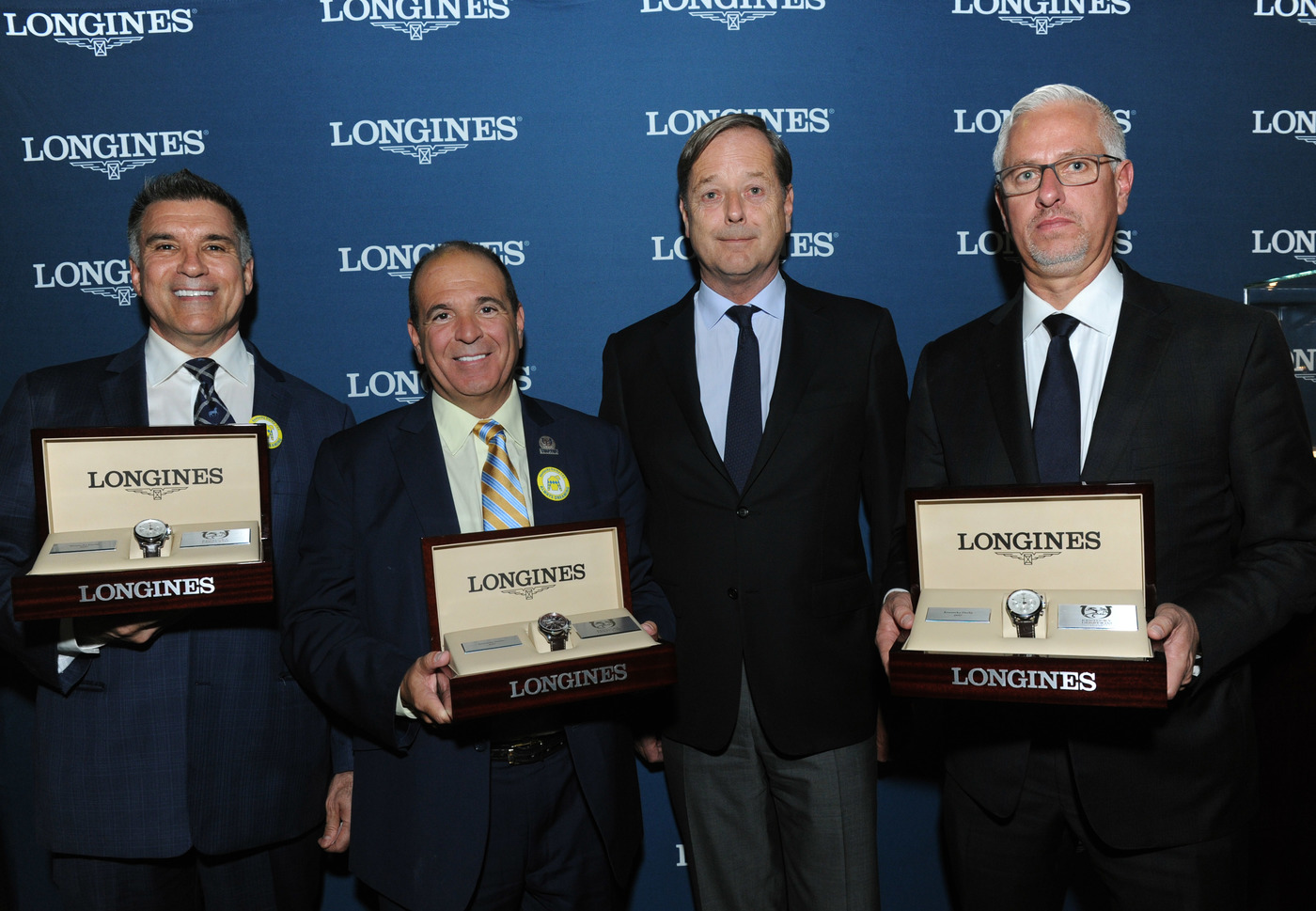 Longines Flat Racing Event: The 143rd Kentucky Derby marked by the victory of Always Dreaming 1