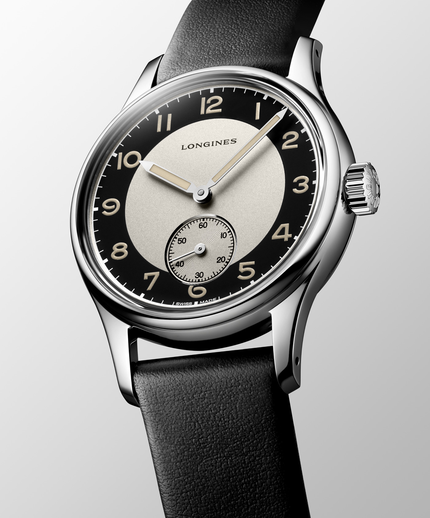 Longines The Longines Heritage Classic - Tuxedo  Watch 8