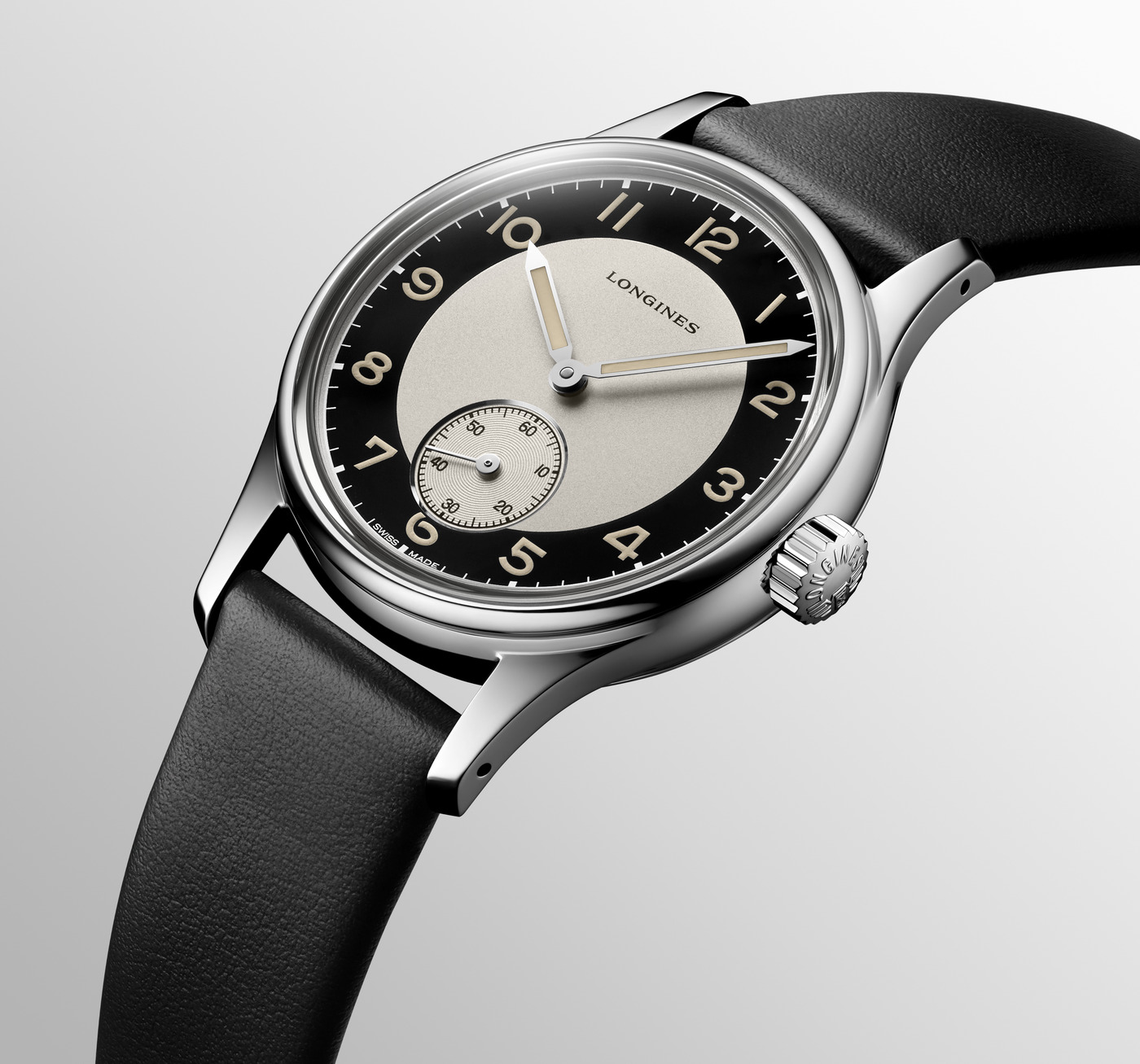Longines The Longines Heritage Classic - Tuxedo  Watch 7
