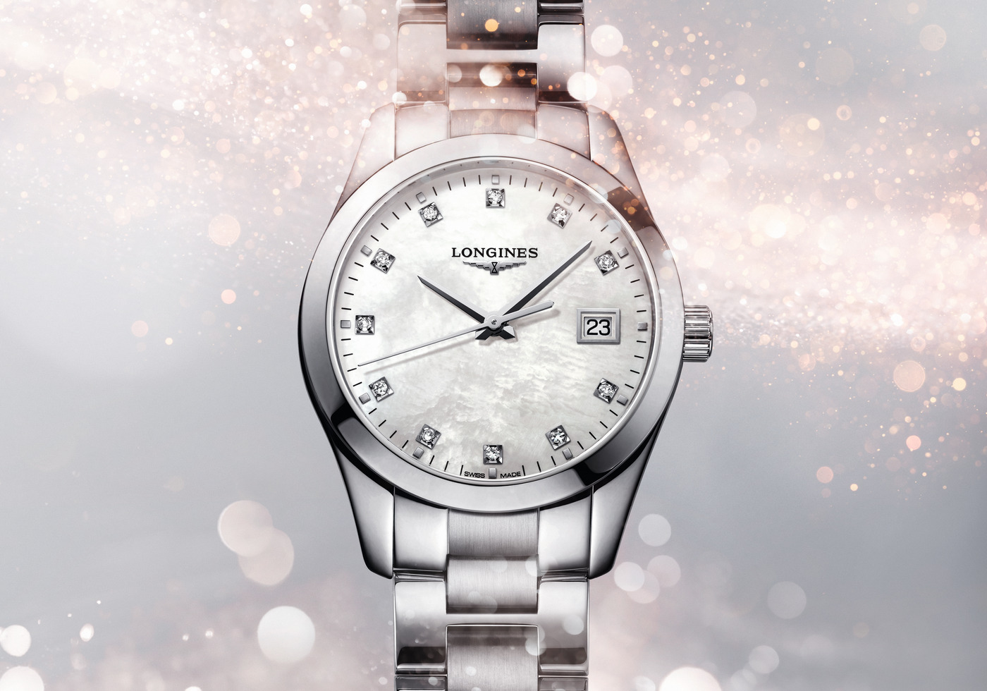 Longines Conquest Classic Watch 11