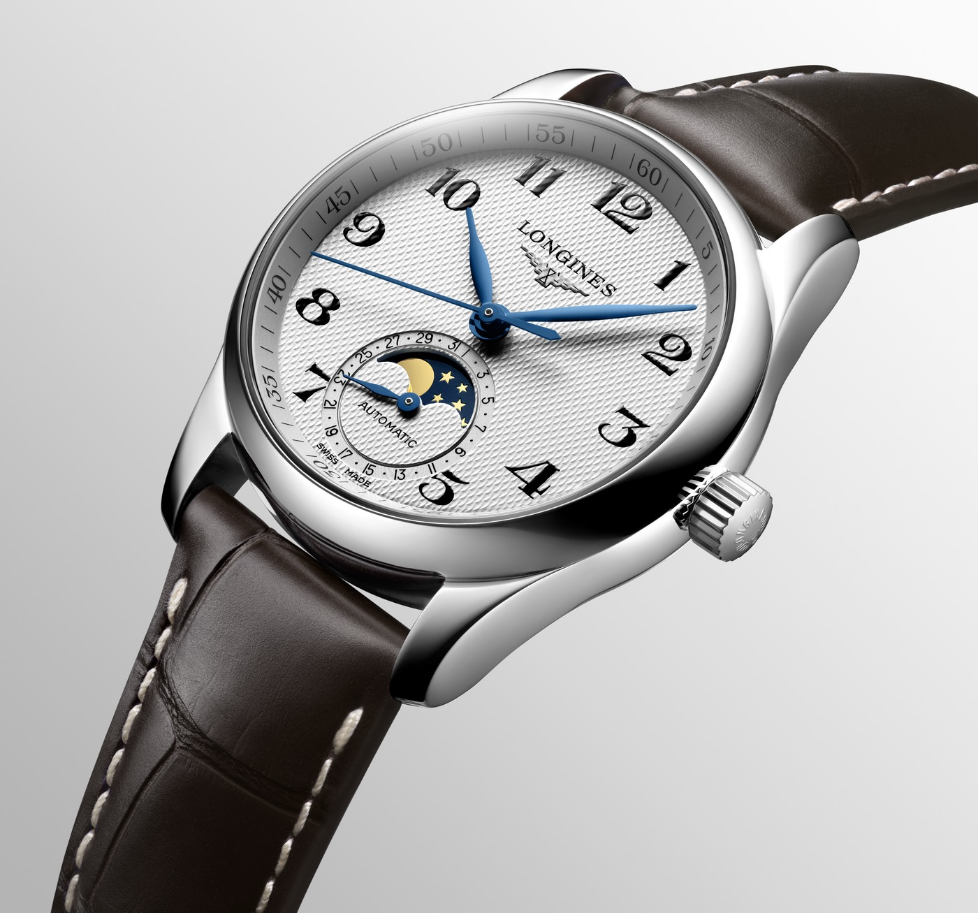 Longines The Longines Master Collection Watch 55