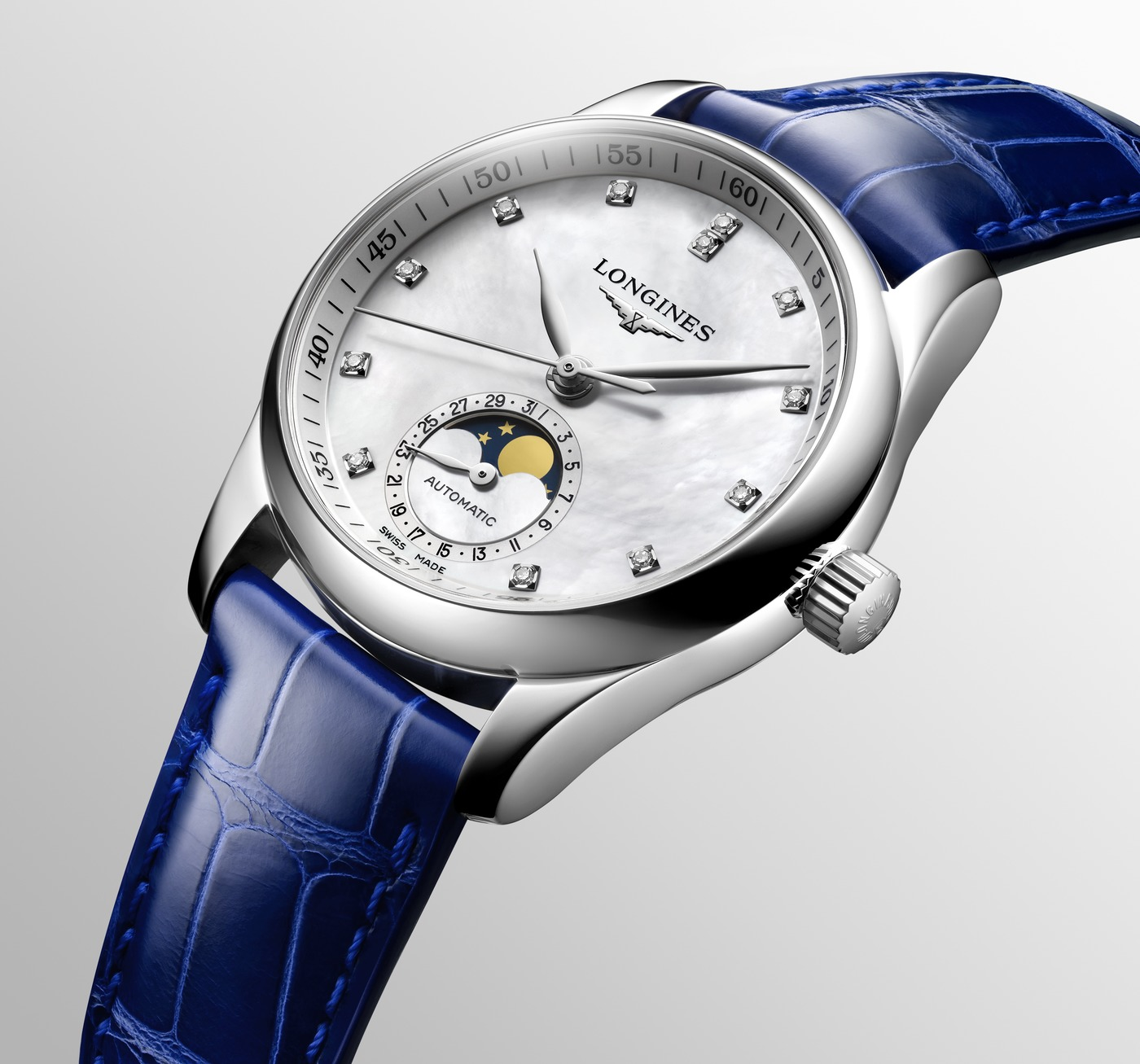 Longines The Longines Master Collection Watch 38
