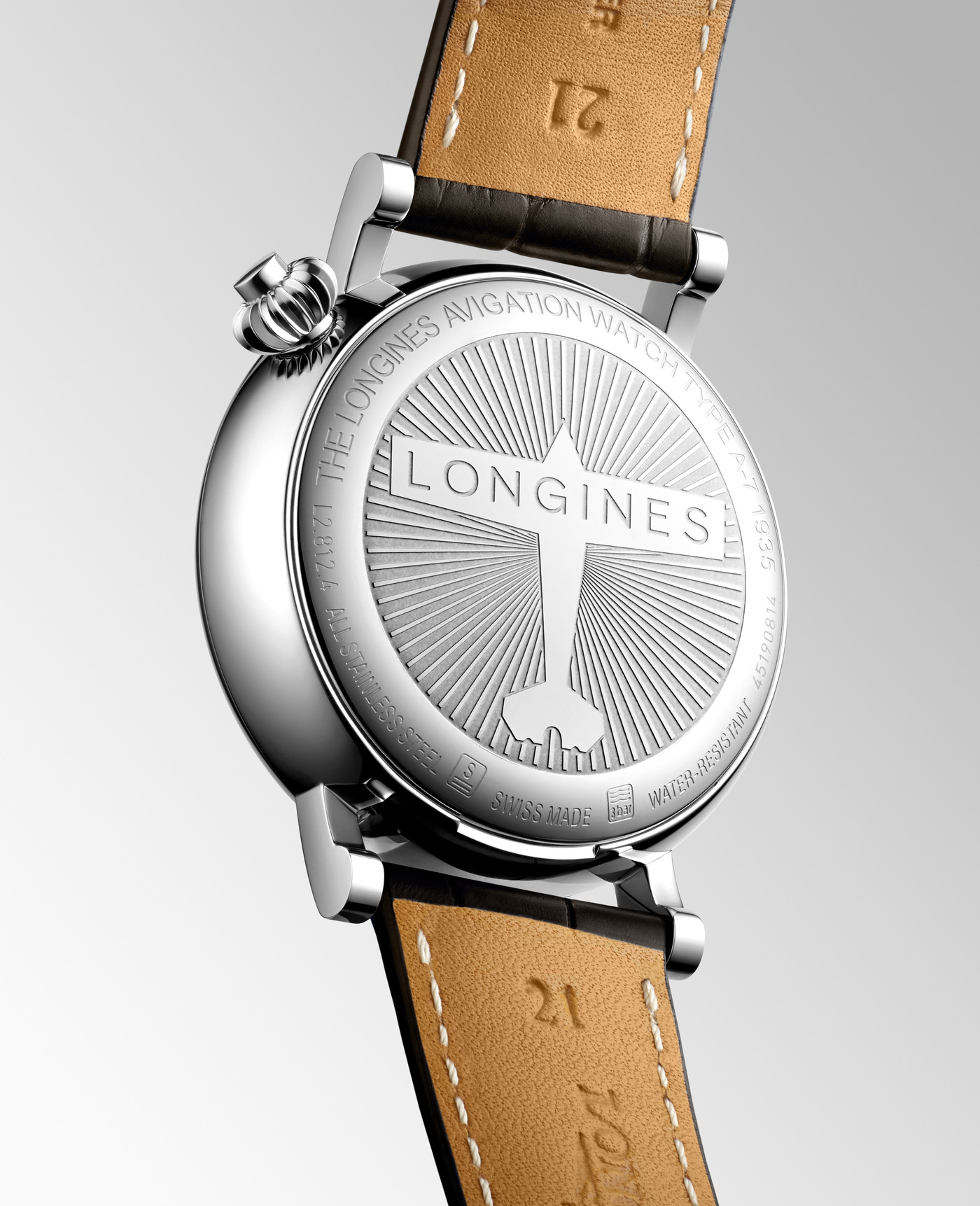 Longines The Longines Avigation Watch Type A-7 1935 Watch 1