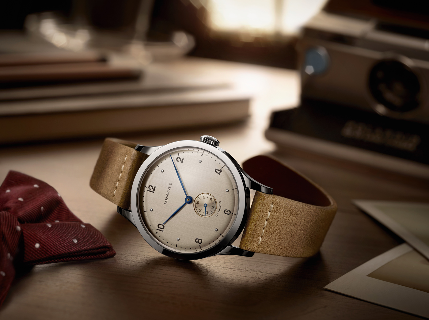 Longines The Longines Heritage 1945 Watch 2