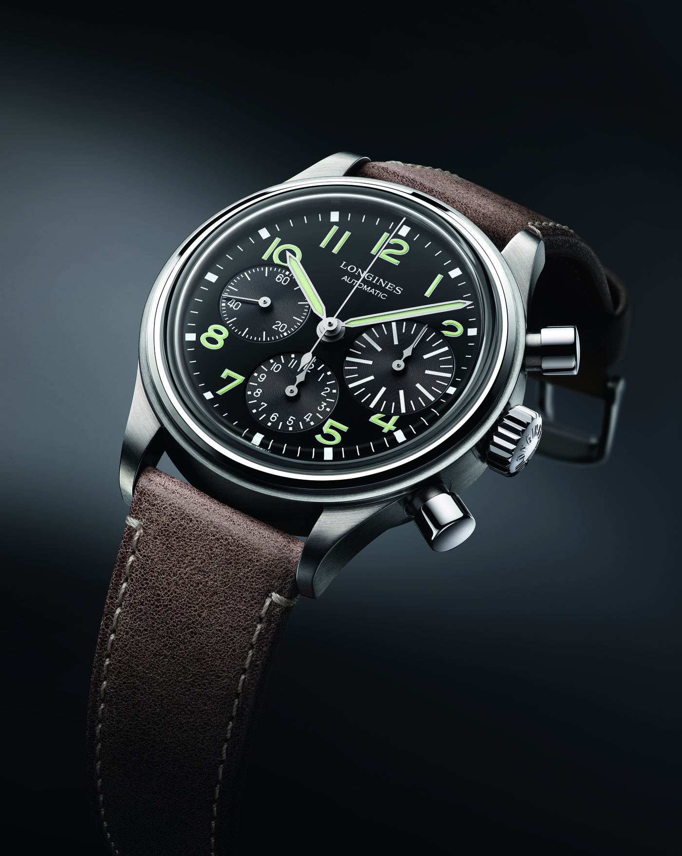 Longines The Longines Avigation BigEye Watch 2