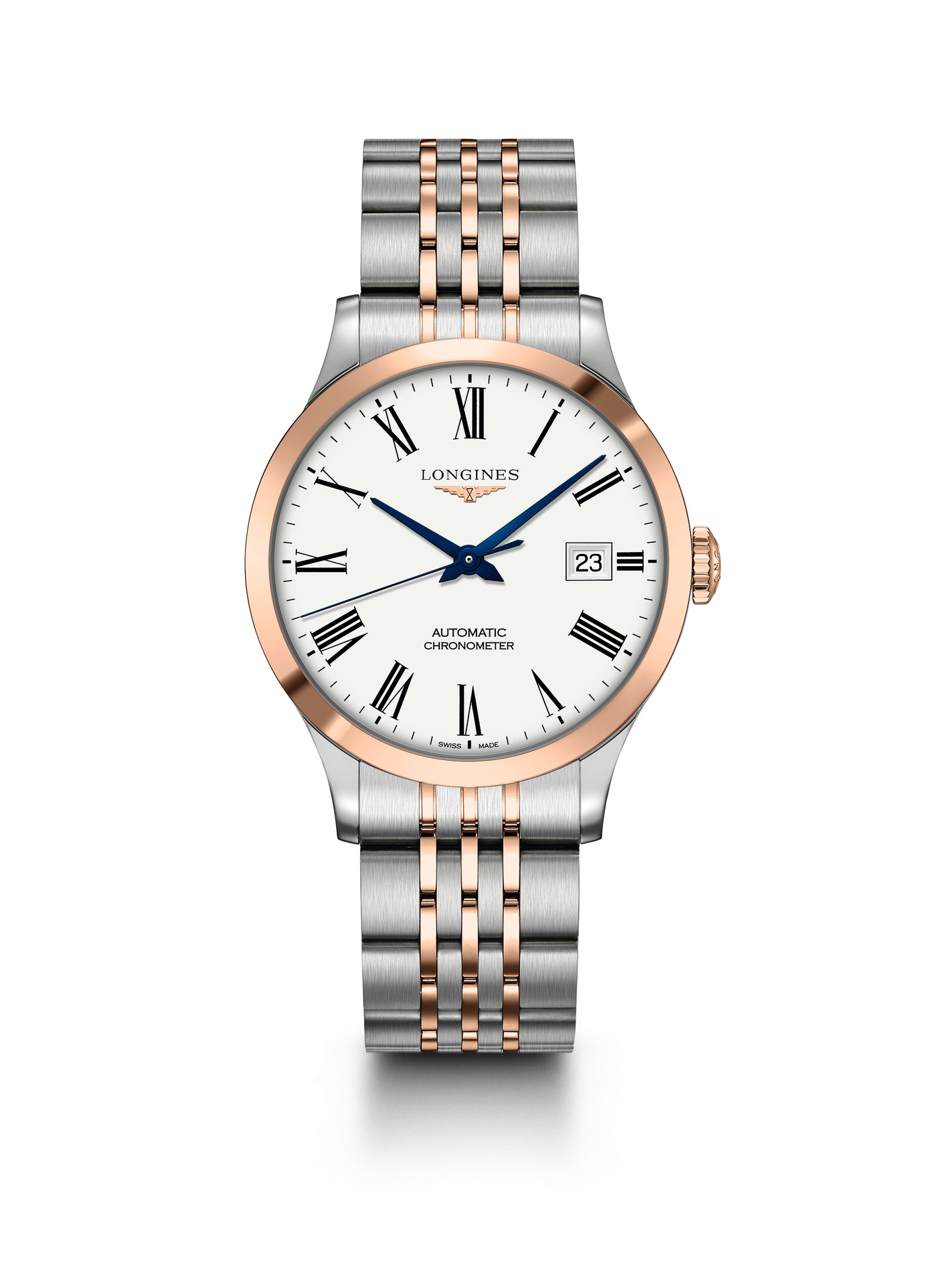 Longines Record Watch 11