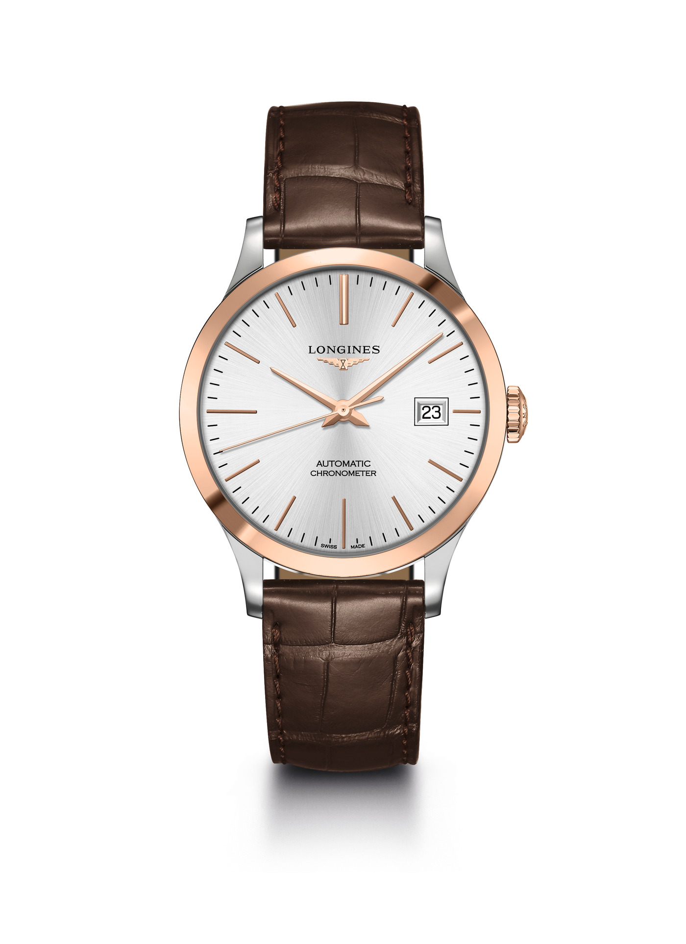 Longines Record Watch 8