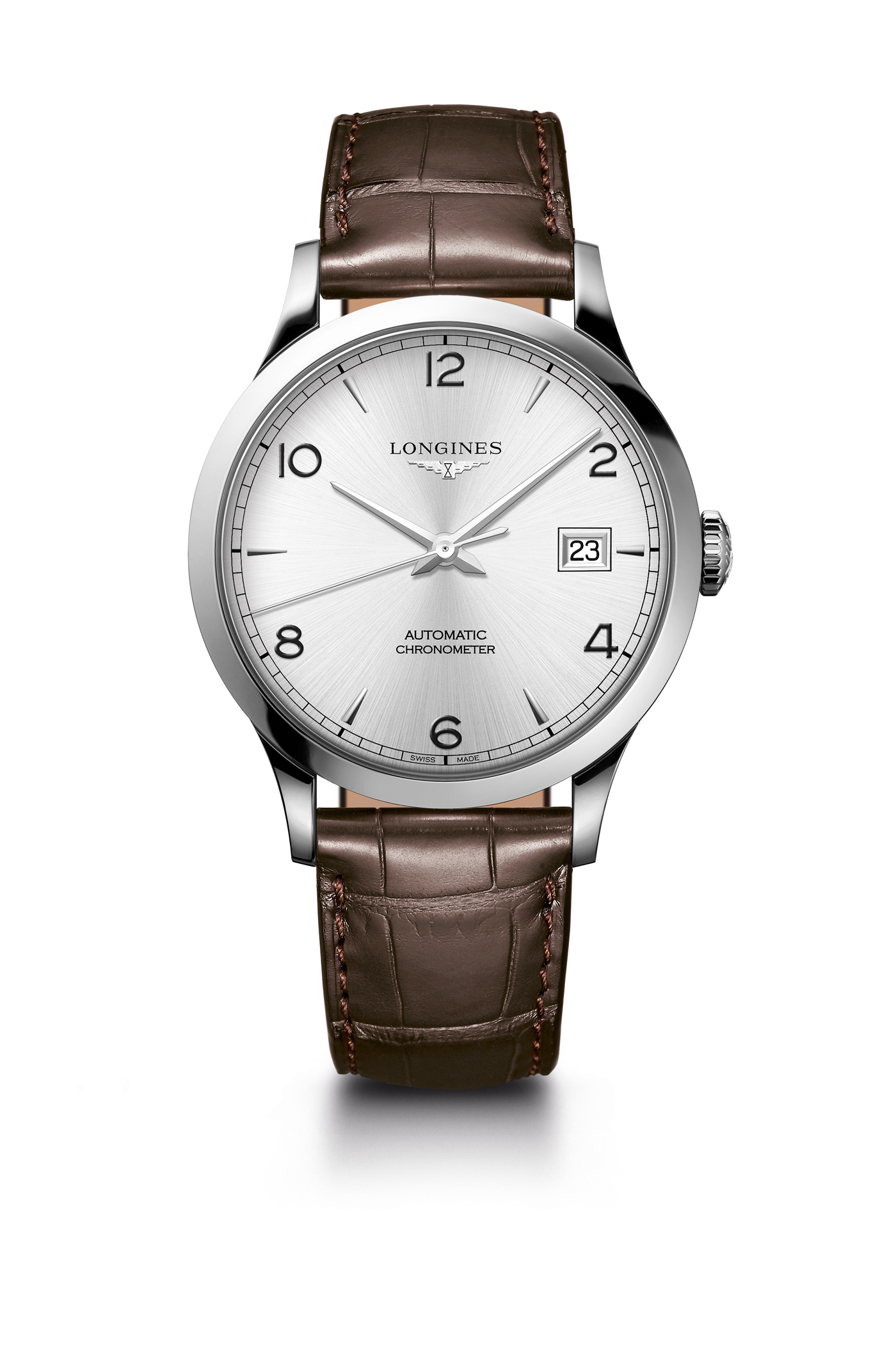 Longines Record Watch 2